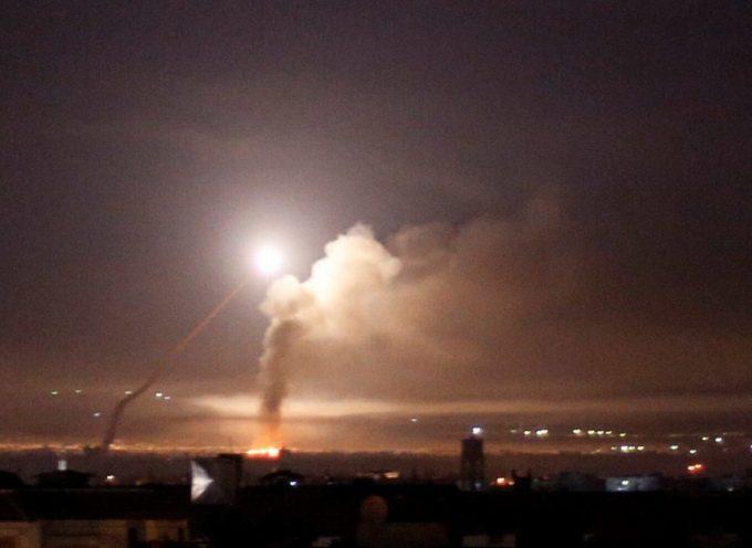 Siria sotto attacco (aggiornato)