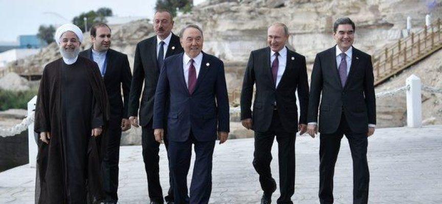 La Convenzione sul Mar Caspio avvicina l'Iran ai suoi confinanti settentrionali