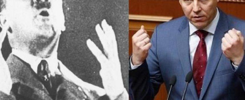 L'Ucraina impara con successo le lezioni di democrazia diretta date da Hitler