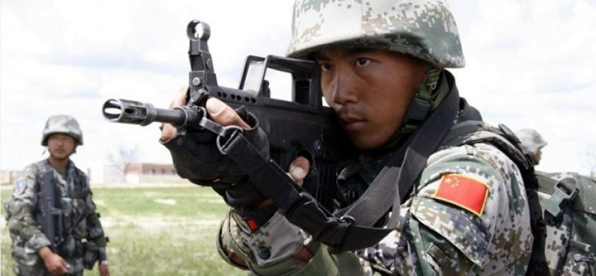 Dopo una lunga attesa, la cavalleria cinese sta arrivando in Siria