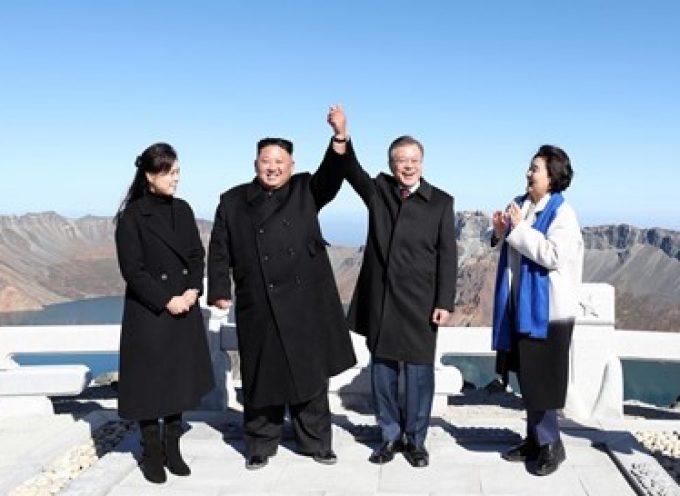 Lasciamo che i Coreani risolvano da soli i loro problemi