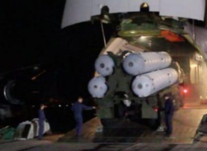 S-300 e altre apparecchiature militari per la Siria