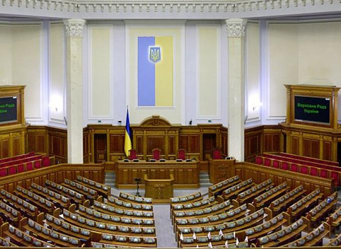 Il deputato ucraino Dmitrij Spivak: la Verchovna Rada è un manicomio