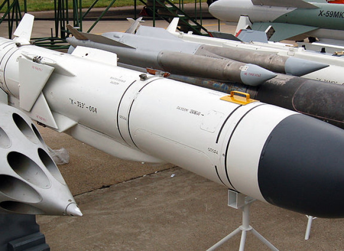La Russia testa il nuovo missile da crociera unificato Kh-35U