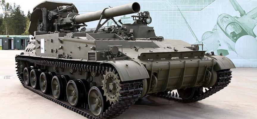 L'artiglieria pesante russa è tornata in servizio