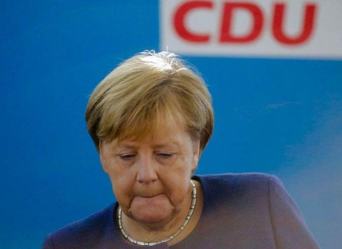 La coalizione della Merkel si becca una meritata sculacciata in Baviera – ma 5 anni in ritardo per salvare la Germania