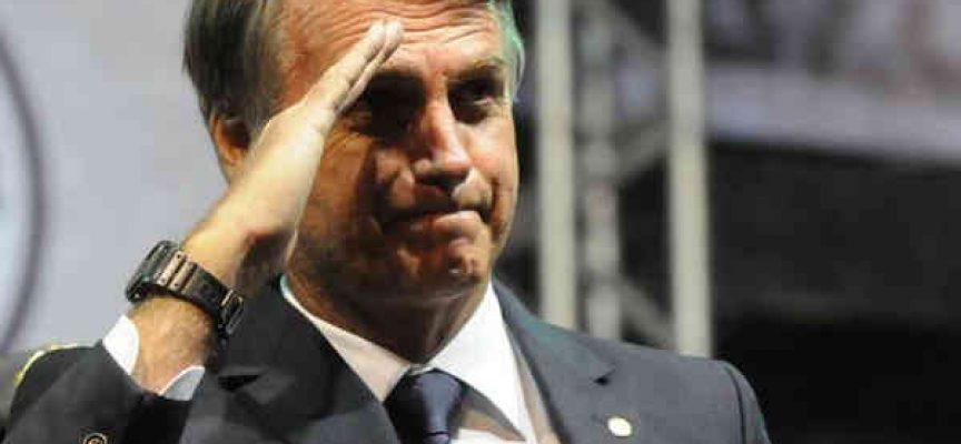 Brasile: Bolsonaro, verso una dittatura militare, peggio di 80 anni fa