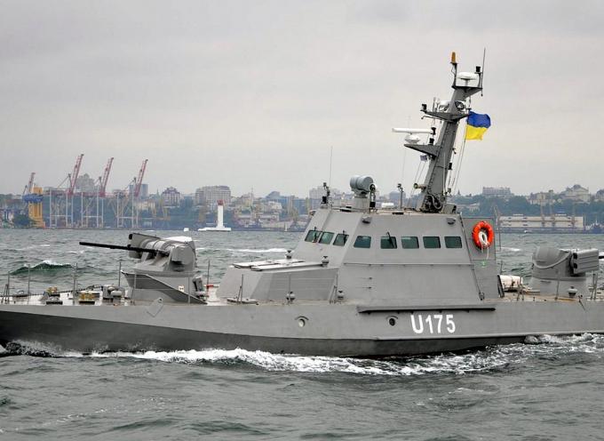 La Russia falsamente incolpata della provocazione ucraina nel Mar Nero.