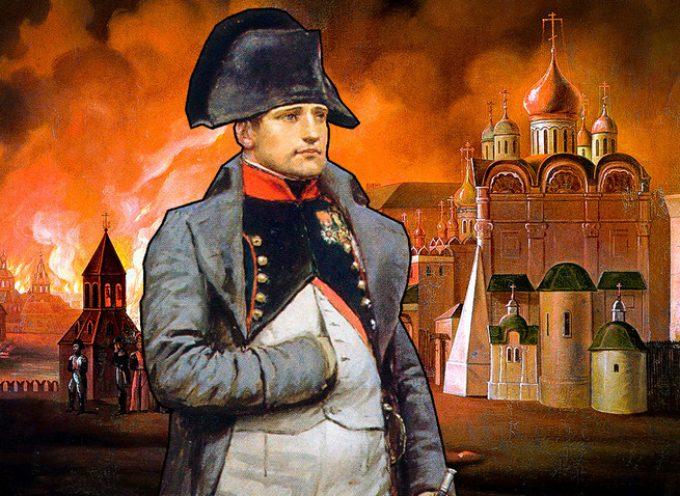 Chi altro ha saccheggiato, dato alle fiamme e occupato Mosca oltre a Napoleone?