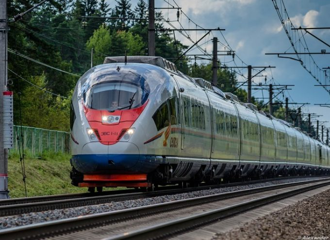 L'accordo per la cooperazione ferroviaria tra Russia e India è in corso