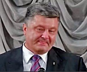 """Il Super perdente Poroshenko entra in """"modalità Saakashvili"""""""