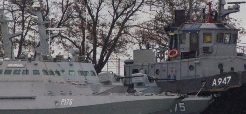La richiesta ucraina di inviare navi da guerra della NATO nel Mare d'Azov trova ascolto negli Stati Uniti