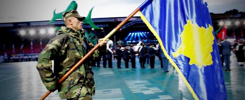 La cantonata Kosovo: verso un esercito regolare
