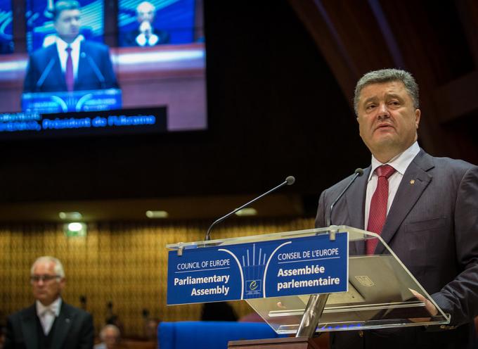 Ucraina: il pugnale dell'impero americano puntato contro la Russia