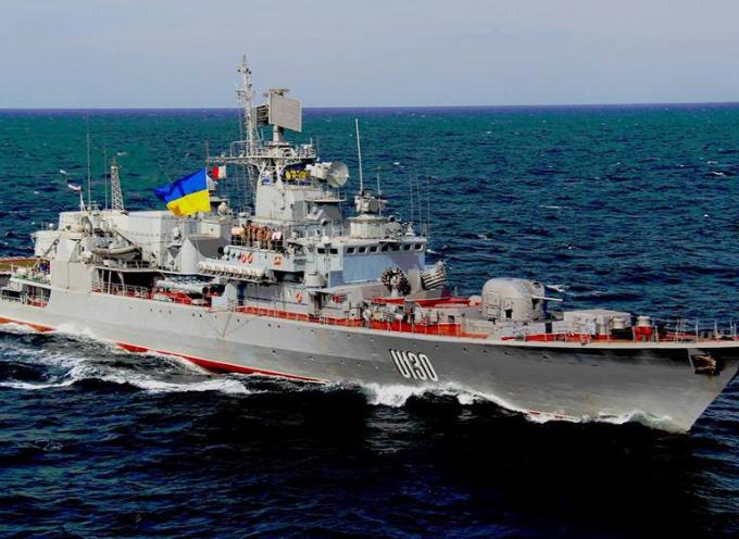 Parla la forza – verrà sparato a tutti gli aerei, le navi e le truppe che si avvicineranno alla frontiera russa con intenzioni ostili