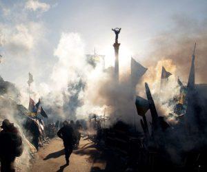 La popolazione effettiva dell'Ucraina a fine 2018