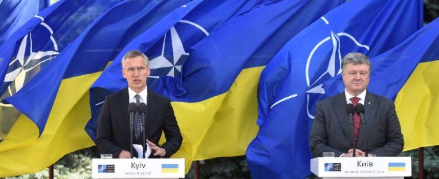 USA, Europa & NATO, sostenendo il regime di Kiev, rischiano la guerra su larga scala