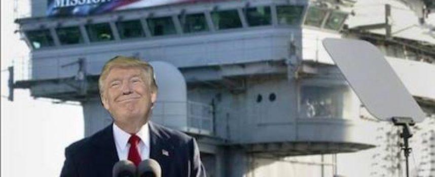 La politica estera di Trump per il 2019