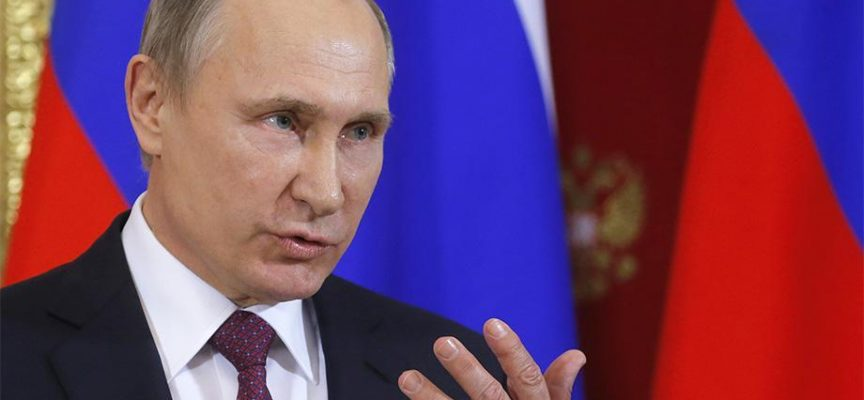 "Vladimir Putin all'Occidente: ""Vi seppelliremo!"""