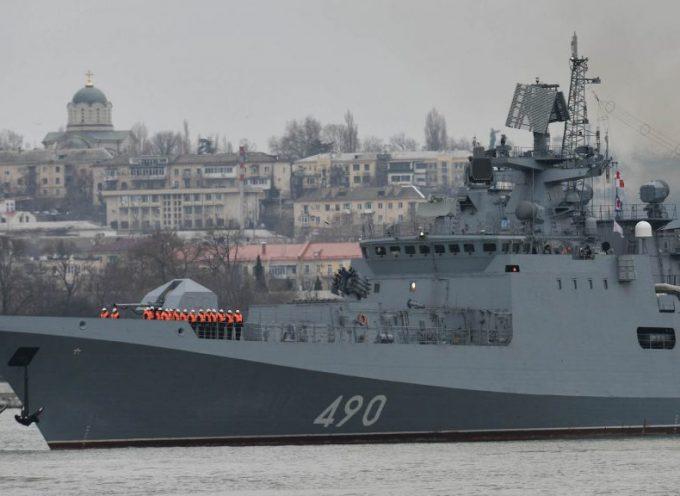Parlare di intervento occidentale nel Mar Nero è pura fantasia