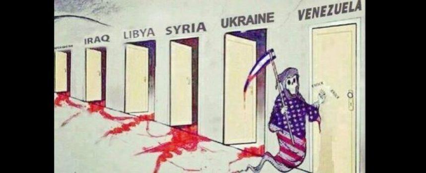 L'aggressione americana al Venezuela come strumento diagnostico