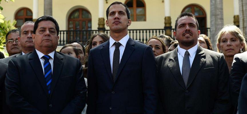 Washington ha scelto il presidente del Venezuela