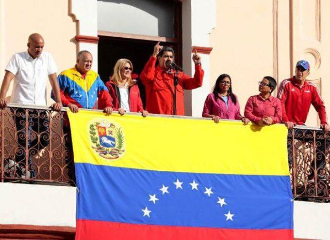 Il Fiato di Trump sul Collo del Venezuela