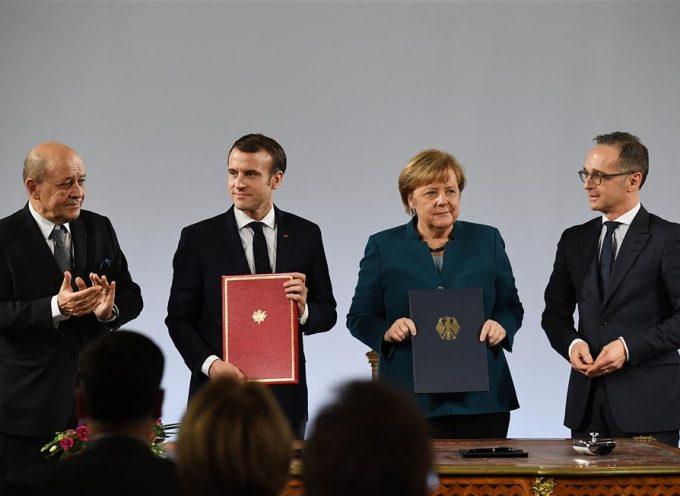 L'unione franco-tedesca, l'ultimo passo verso l'Impero Europeo