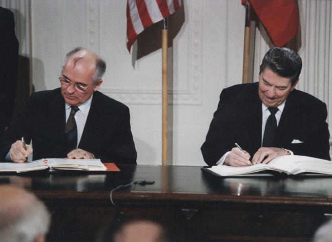 Il ritiro dal Trattato INF di Russia e Stati Uniti