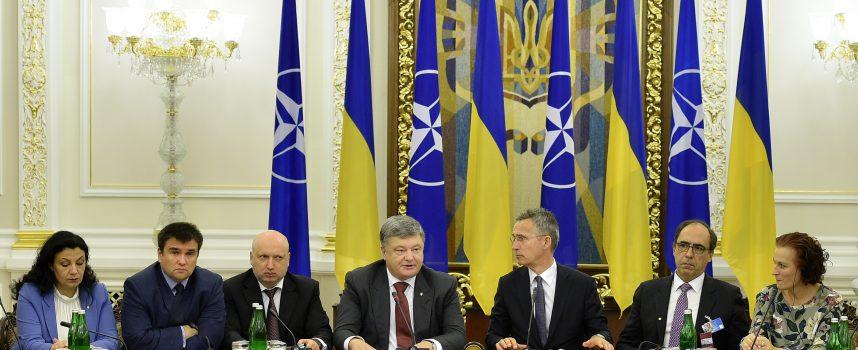 Ucraina, la NATO nella Costituzione