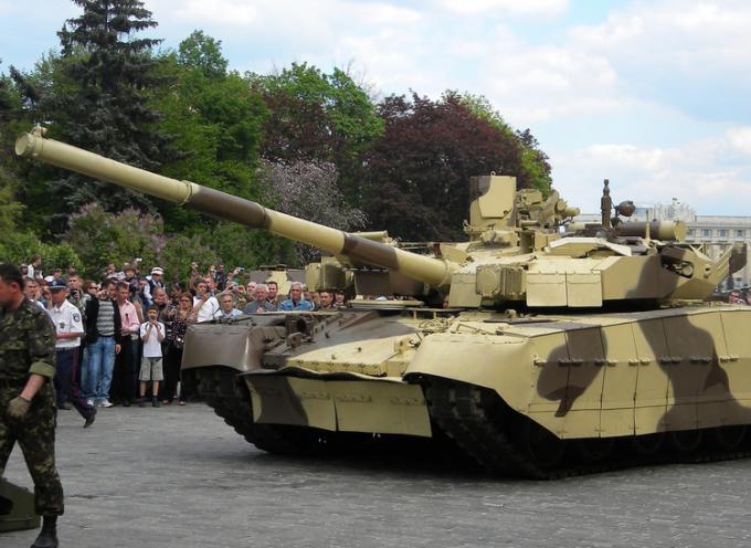 """L'Ucraina non è riuscita a costruire un misero carro armato """"Oplot"""" per gli Stati Uniti"""