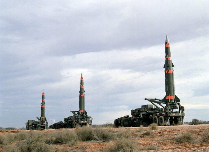 Affossamento USA del Trattato INF e complicità europee