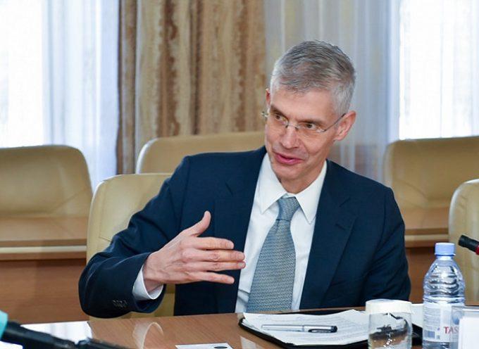 Il nuovo ambasciatore americano in Tagikistan sembra all'altezza del compito