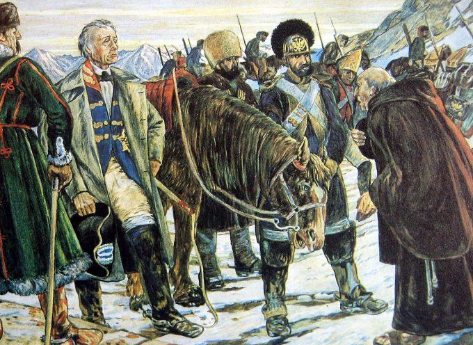 Suvorov: l'uomo che avrebbe potuto battere Napoleone