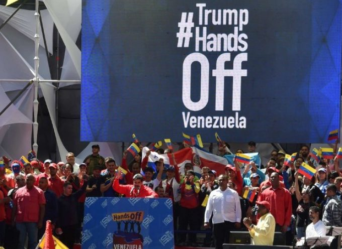 Il falso umanitarismo fallisce il suo grande test in Venezuela