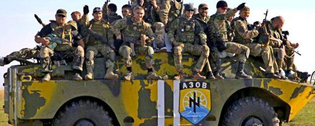 """I neonazisti ucraini accumulano potere e diventano """"improvvisamente"""" un problema"""