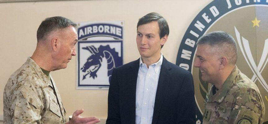 Jared Kushner, non Maria Butina, è il vero agente straniero in America