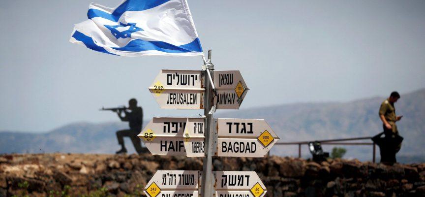 La logica dell'annessione: Israele e le alture del Golan