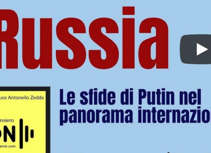 Le sfide di Putin nel panorama internazionale. Intervista a Marco Bordoni