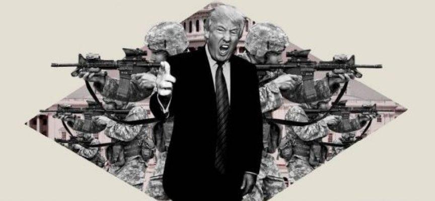 La prossima mossa dell'amministrazione Trump sarà andare in guerra?