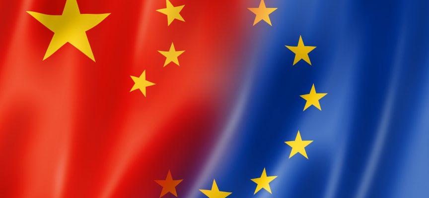 """L'Unione Europea si inchina alla """"rivale sistemica"""" Cina"""