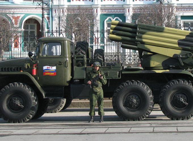 Un momento prospero per l'industria della difesa russa