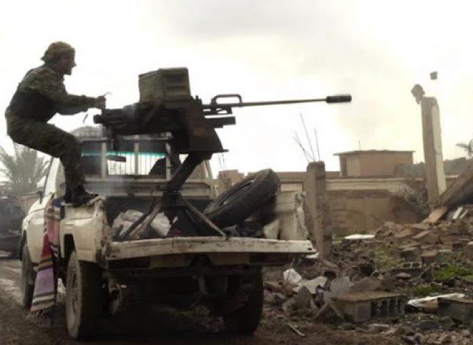Siria: gli Stati Uniti stanno combattendo l'ISIS o liquidando l'attività?