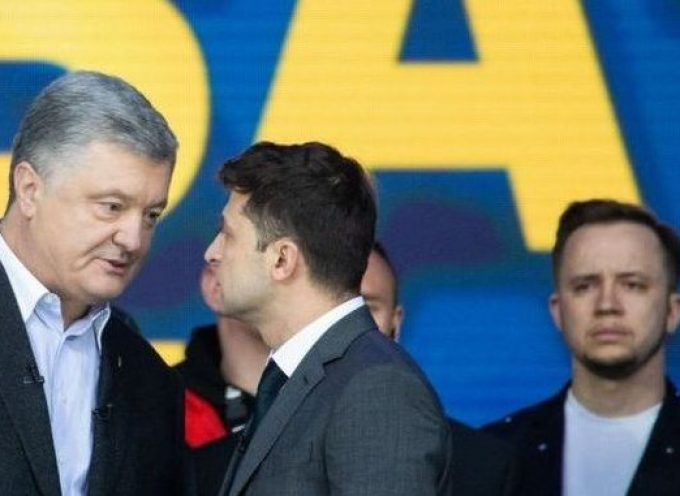 Fuori Poroshenko, dentro Zelenskyj. Le cose in Ucraina cambieranno?