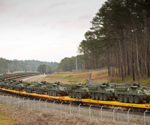 La locomotiva USA della spesa militare mondiale