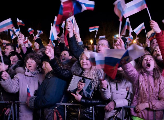 La Crimea, la Russia e la strategia di balcanizzazione della NATO