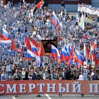 Le riflessioni di Putin sul Reggimento Immortale