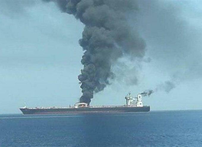 Chi sono gli incendiari di petroliere