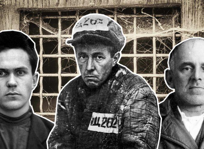 6 russi famosi che furono mandati in un gulag