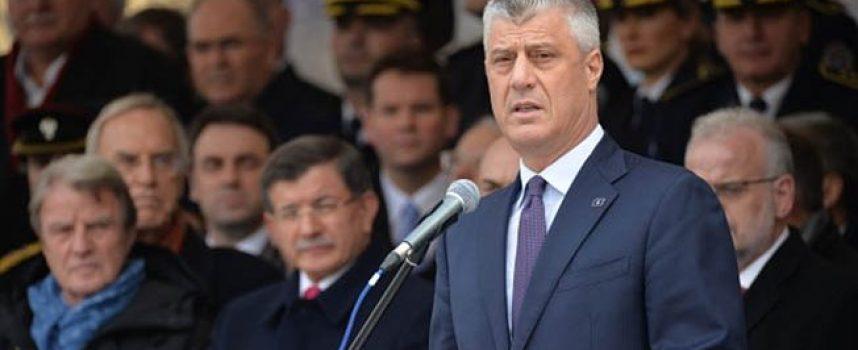 Perché Hashim Thaçi ha bisogno di un altro conflitto con la Serbia?